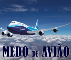 Como Perder o Medo de Avião