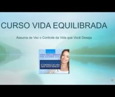 Curso Vida Equilibrada – Juliana Goes
