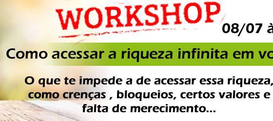 Assista gratuitamente o workshop com Adiran Allves